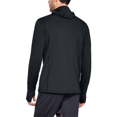 Men's running sweatshirt - Under Armour REACTOR RUN BALACLAVA - 5