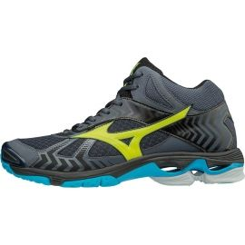 Mizuno WAVE BOLT 7 MID - Men's indoor boots
