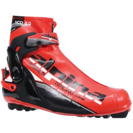Alpina N COMBI - Boots for combination skiing