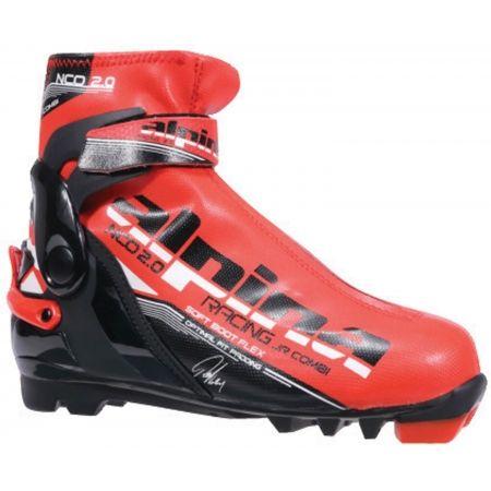 Juniorská kombi lyžiarska obuv na bežky - Alpina N COMBI JR