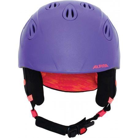 Detská lyžiarska prilba - Alpina Sports GRAP 2.0 JR - 3