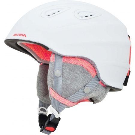 Cască unisex de ski - Alpina Sports GRAP 2.0 LE