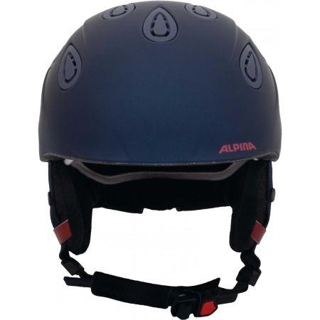 Cască unisex de ski - Alpina Sports GRAP 2.0 LE - 2