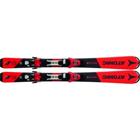 Detské zjazdové lyže - Atomic REDSTER J2 + EC6 - 2