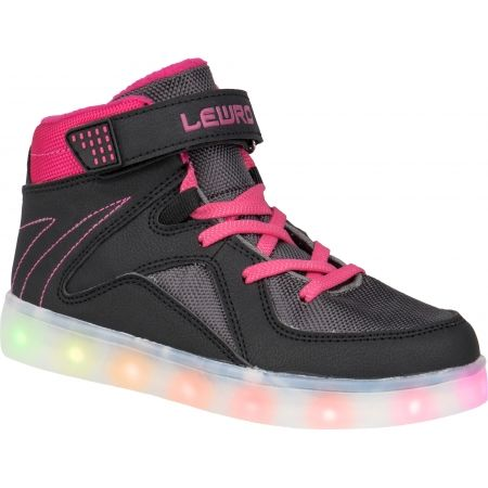 Detská zimná obuv - Lewro ALUCOR - 7