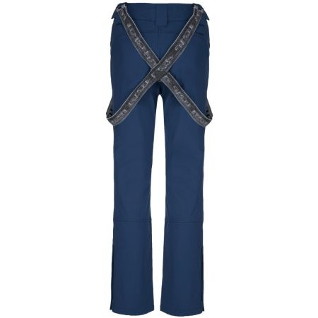 Pánské zimní softshellové kalhoty - Loap LEMAR - 2