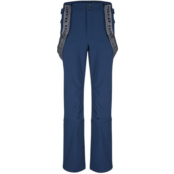 Loap LEMAR - Pánske zimné softshellové nohavice