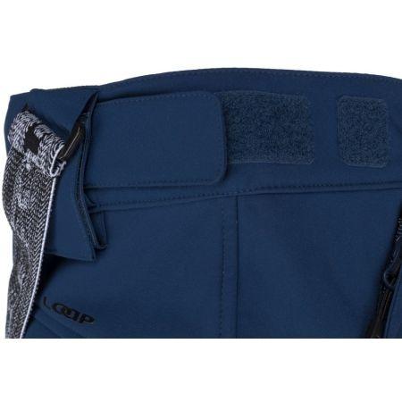 Pánské zimní softshellové kalhoty - Loap LEMAR - 4