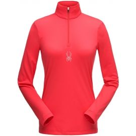 Spyder TURBO ZIP T-NECK - Women's turtleneck shirt