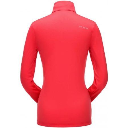 Hanorac damă - Spyder TURBO ZIP T-NECK - 2