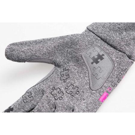 Detské rukavice - Etape PUZZLE WS - 4