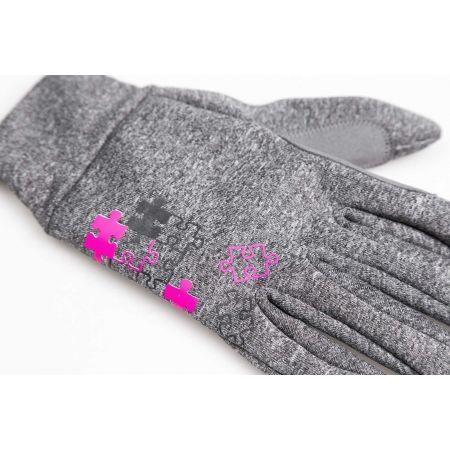 Detské rukavice - Etape PUZZLE WS - 3