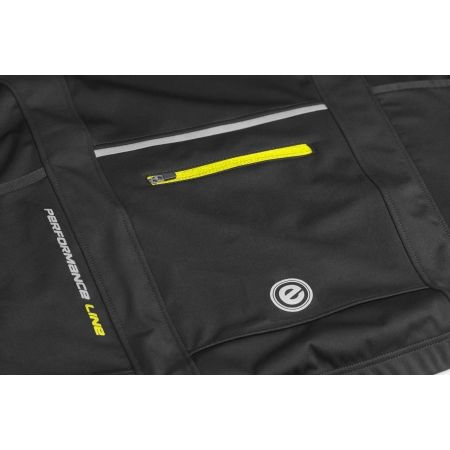 Men's winter jacket - Etape STRONG WS - 4