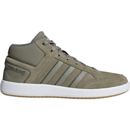 Pánské volnočasové boty - adidas CF ALL COURT MID - 1