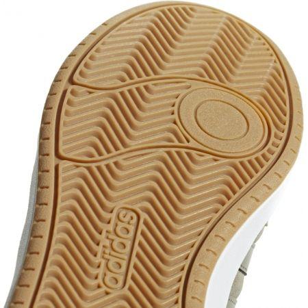 Pánské volnočasové boty - adidas CF ALL COURT MID - 5