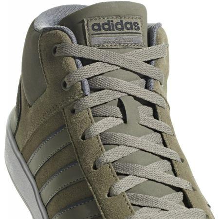 Pánské volnočasové boty - adidas CF ALL COURT MID - 4