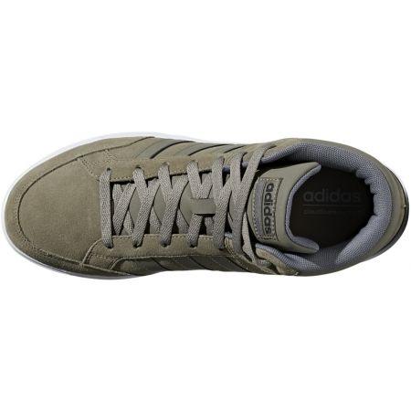 Pánské volnočasové boty - adidas CF ALL COURT MID - 2
