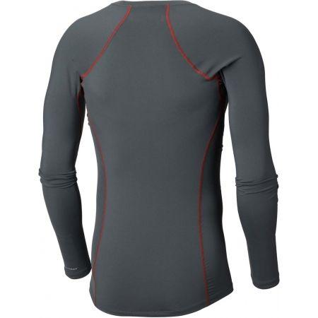 Pánske funkčné tričko - Columbia MIDWEIGHT LS TOP M - 2
