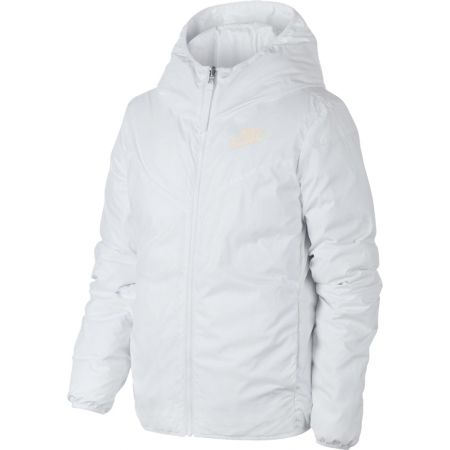 Dámská oboustranná bunda - Nike NSW WR DWN FILL JKT REV - 5