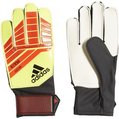 Detské brankárske rukavice - adidas PREDATOR JUNIOR - 1