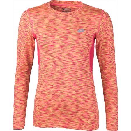 Dámske tričko s dlhým rukávom - Lotto NILA - 1