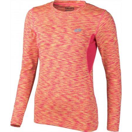 Dámske tričko s dlhým rukávom - Lotto NILA - 2
