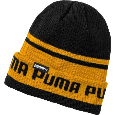 Knitted hat - Puma ARCHIVE STRIPE BEANIE - 1