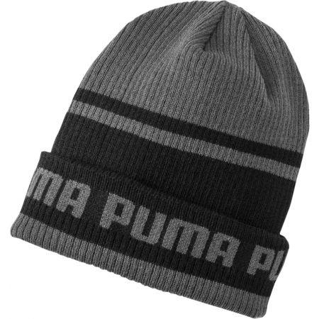 Плетена шапка - Puma ARCHIVE STRIPE BEANIE - 2