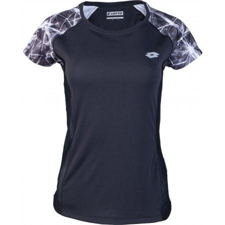 Дамска спортна тениска - Lotto XRIDE III TEE W - 1
