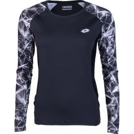Lotto XRIDE III TEE LS W - Dámske športové tričko