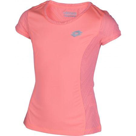 Dívčí sportovní triko - Lotto NIXIA IV TEE G - 2