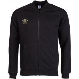 Umbro TBC FLEECE BOMBER JACKET - Pánska bunda