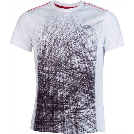 Мъжка спортна тениска - Lotto SPACE II TEE - 1