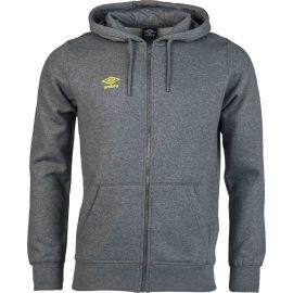 Umbro SMALL LOGO ZIP THROUGH HOODIE - Pánská mikina