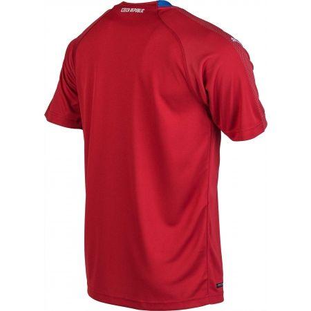 Pánský fotbalový dres - Puma FOTBALOVÝ REPREZENTAČNÍ DRES - 3