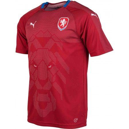 Pánsky futbalový dres - Puma FUTBALOVÝ REPREZENTAČNÝ DRES ČR - 2
