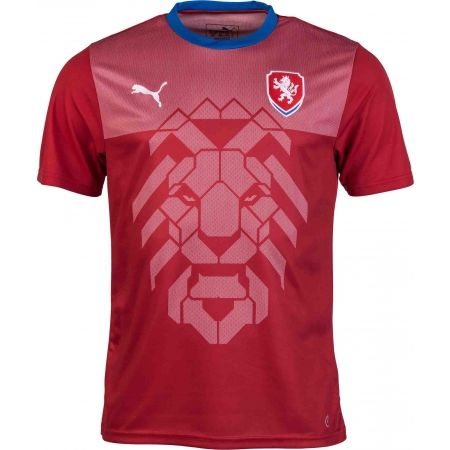 Puma CZECH REPUBLIC B2B - Herren Shirt