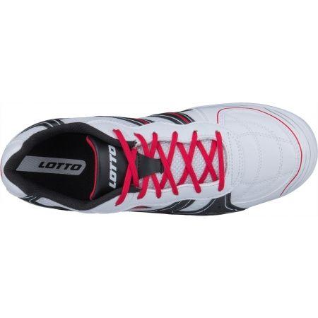Chlapecká sálová obuv - Lotto TACTO 500 III JR - 5