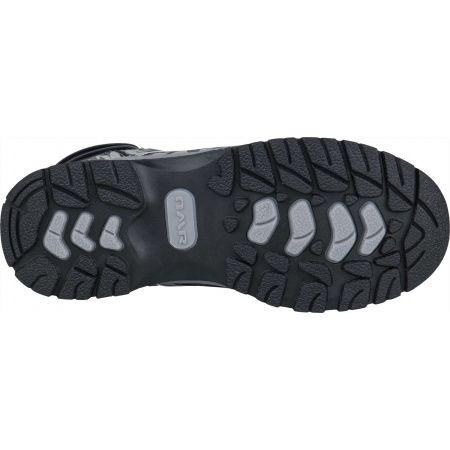 Dětská zimní obuv - Numero Uno CAMEL GREY KIDS - 6
