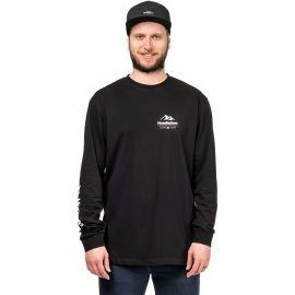 Horsefeathers KENT LS T-SHIRT - Pánské triko s dlouhým rukávem