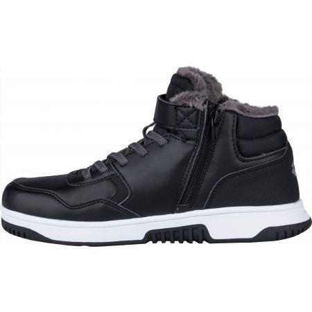 Chlapčenská voľnočasová obuv - Lotto TRACER MID LTH CL SL - 4