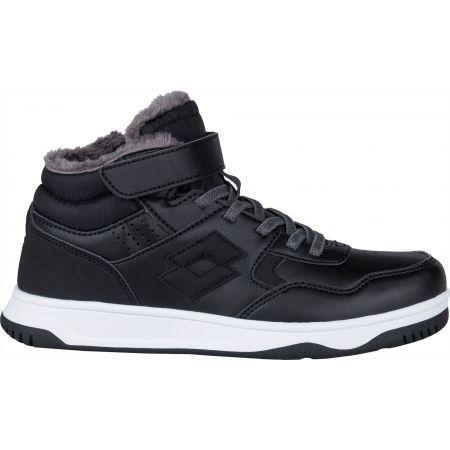 Chlapčenská voľnočasová obuv - Lotto TRACER MID LTH CL SL - 3