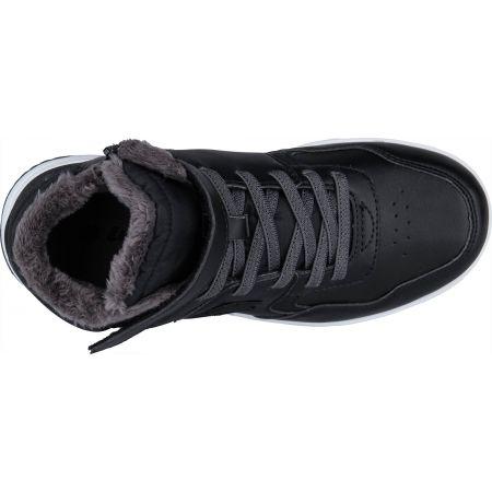 Chlapčenská voľnočasová obuv - Lotto TRACER MID LTH CL SL - 5