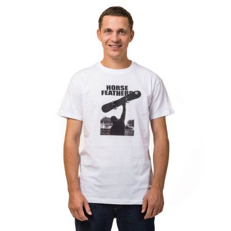 Horsefeathers ROCKY T-SHIRT - Pánské tričko