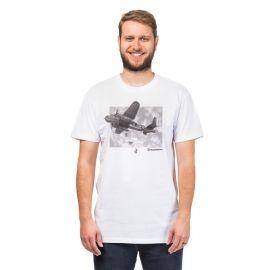 Horsefeathers BOMBER  T-SHIRT - Pánske tričko