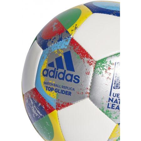 Futbalová lopta - adidas UEFA TOP GLIDER - 5