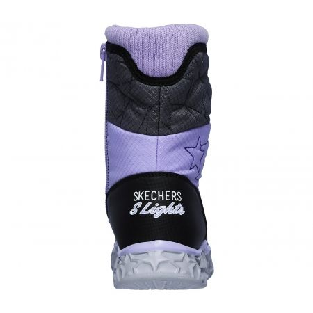 Dievčenská zimná obuv - Skechers GALAXY LIGHTS - 2