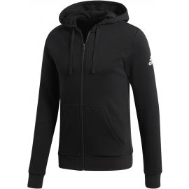 adidas ESSENTIALS BASE FULL-ZIP HOOD SLIGHTLY - Pánska mikina