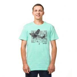 Horsefeathers BOMBER  T-SHIRT - Pánské tričko