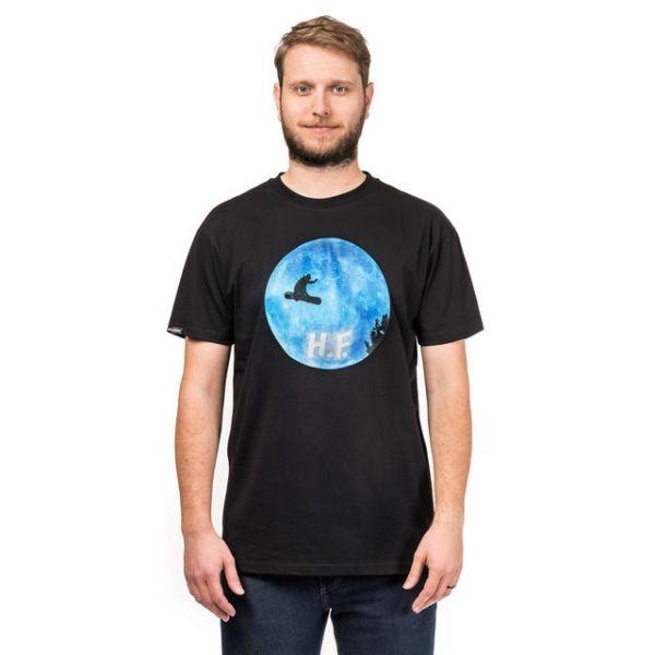 Horsefeathers H.F. T-SHIRT černá M - Pánské tričko